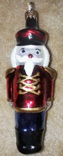 Vintage Nutcracker Ornaments