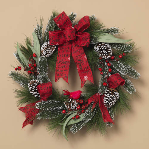 Wreath Pine Holiday