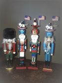 Nutcracker Sargent and his Men